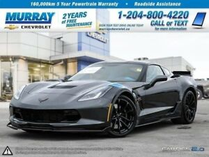2017 Chevrolet Corvette GRAND SPORT COLLECTOR EDITION #753 OF 10