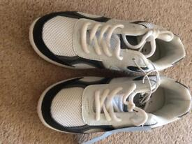 Size 1 trainers new