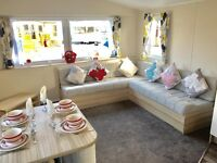 BRAND NEW static caravan for sale - ready to move in within 10 days!!!