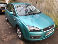 Ford Focus Zetec Climate Automatic. 2007/07, Only 50,000 Miles!!! Not to be missed! Drive away today