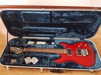 Ibanez JS100 Joe Satriani signature model.