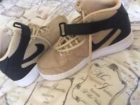 Size 4.5 genuine Nike trainers