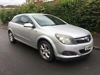 VAUXHALL ASTRA 1.6 SXI AUTOMATIC 2006