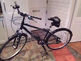 Ladies Hybrid Merge bike