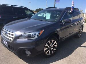 2015 Subaru Outback 3.6R Limited w/ Technology at Navi,Leather,E