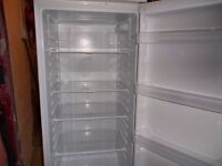 Larder fridge. Only used for 8 months so V G C
