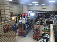 Established Newsagent Off-Licence Business For Sale - Main Road - Busy Student Area - High Turnover