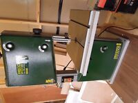 Record BS10 band saw
