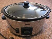 Breville 6.5 litre slow cooker