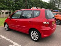 honda jazz 1.4 petrol. Manual