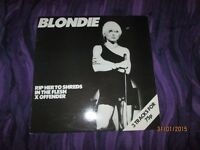 RARE 80S BLONDIE RIP HER TO SHREDS 12 INCH SINGLE have other records for sale