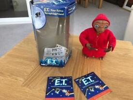 E T Interactive Toy