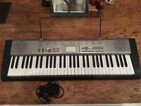 Casio keyboard LK120