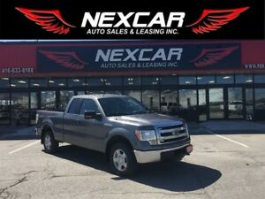 2013 Ford F-150 XLT ECO-BOOST 4WD SUPERCAB ONLY 149K