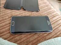 Samsung 6 edge black