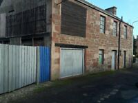 PROPERTY FOR SALE -VARIETY OF USES -TWO STOREY WITH PRIVATE PARKING-BARN CONVERSION? -OFFERS £65,000