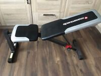 Workout / Weight Bench - Maximuscle