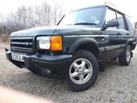 Land Rover discovery V8 LPG 2000 4X4 off roader