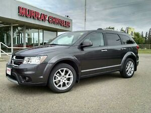 2014 Dodge Journey R/T AWD *Nav* *Heated Leather*