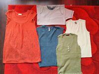 bundle of women's clothes size 12