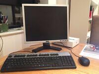 Screen keyboard mouse JBL speaker