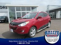 2013 Hyundai Tucson GLS, Warranty, Leather, Alloys