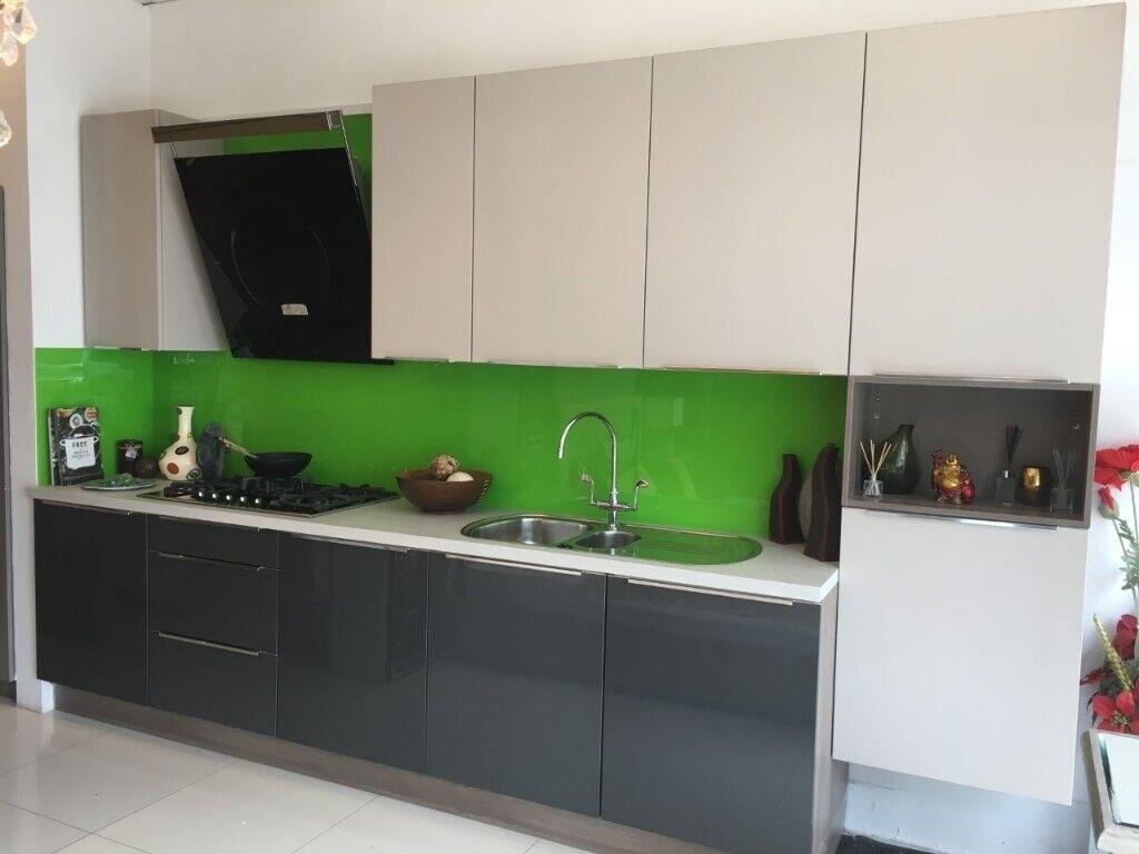Ex-Display High Gloss Laminate Luxury Designer German Kitchen by Hacker     in Harrow, London   Gumtree