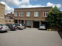 Lock up garage in sought after central location of Tunbridge Wells