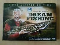 New dream fishing