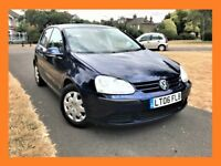 Volkswagen Golf 1.4 FSI S 5dr HPI CLEAR,LONG MOT