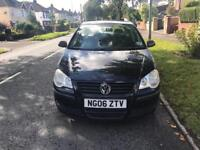 Volkswagen polo e, only 52,000 miles, MOT may 2018