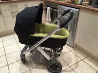 FREE Oyster Pram & Pushchair, used, with accessories