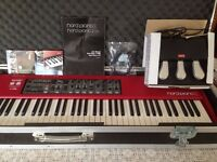 Nord Piano 2 HA 88 key piano/synth sample player