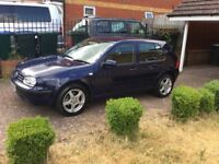 VW VOLKSWAGEN MK4 TDI PD SE 1.9 CC 5 DOORS, LONG MOT, LOW MILEAGE !!!!