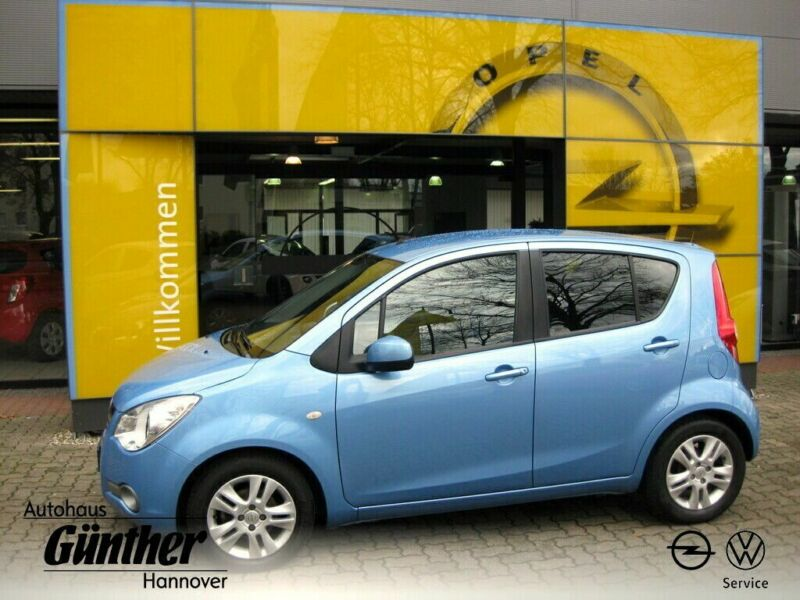 Opel Agila 1.2 ecoFLEX Start/Stop Edition