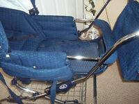 Bebacar Pram/pushchair hardly used