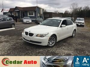 2008 BMW 5 Series 528i Navigation - Managers Special