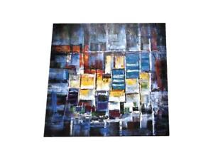 Hand made Abstract Squares Painting - GTA painting Sale (BD-1761)