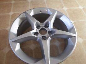 vauxhall penta 18 inch alloy wheel
