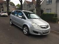 Vauxhall Zafira 2008 1.9L Diesel Only 95k 7 Seater!