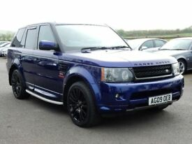 2009 range rover sport hse 5 LITRE V8 with only 58000 miles, motd may 2019