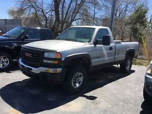 2004 GMC SIERRA 2500HD SL AS TRADED SPECIAL 4X4