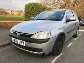 Vauxhall Corsa 1.7 CDTI - Low Miles - 1 YEAR MOT