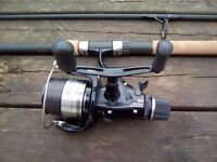 Fishing Rod and Reel for Carp/Pike (as new)