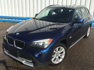 2012 BMW X1 AWD *LEATHER-SUNROOF*