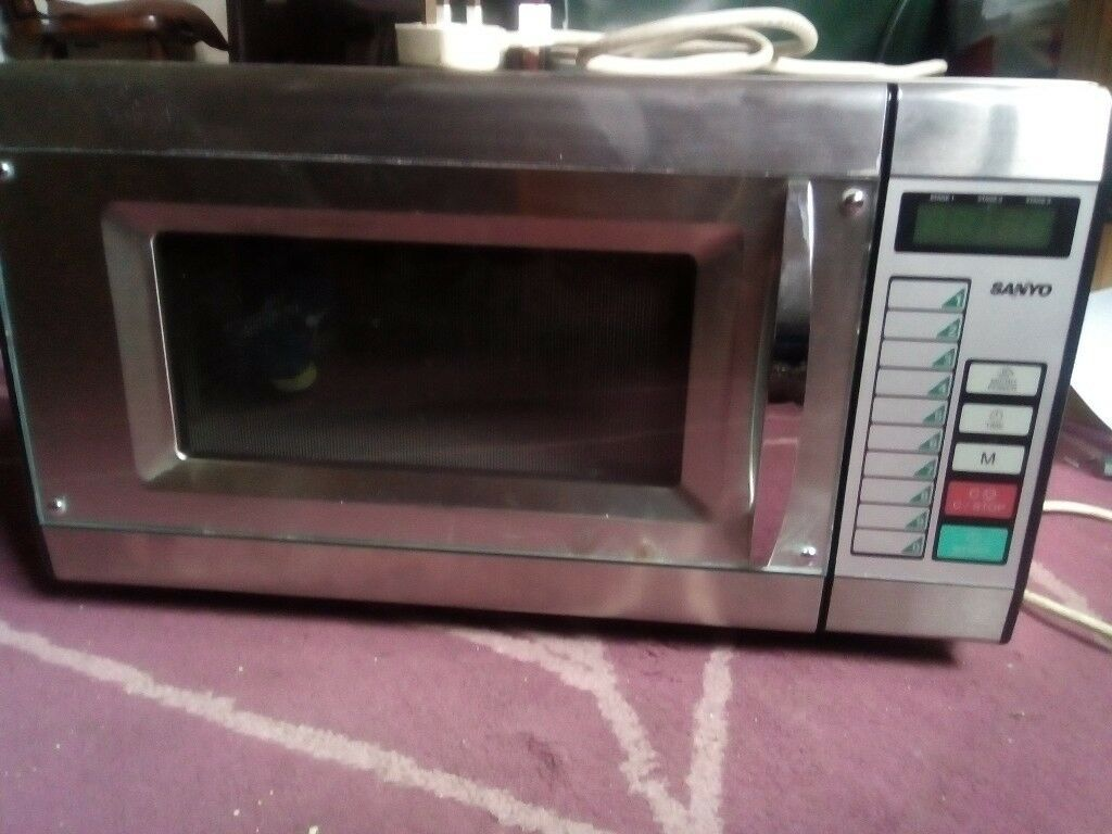 Sanyo commercial microwave oven | in Doncaster, South Yorkshire | Gumtree