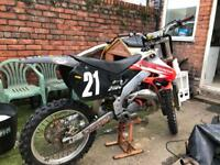 Honda Cr 125 1998 bargain