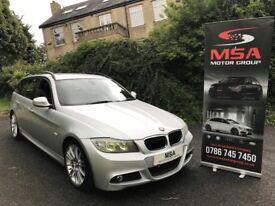 2009 BMW 320D M SPORT TOURING BUSINESS EDITION MEGA SPEC WARRANTY LCI diesel estate 3 series 2.0 a4