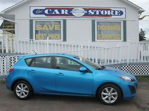 2011 Mazda MAZDA3 SPORT GX!! HATCH BACK!! 5 SPEED!! AC, CRUISE!!