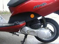 Peugiot Elysio 50cc 2002 excellent condition